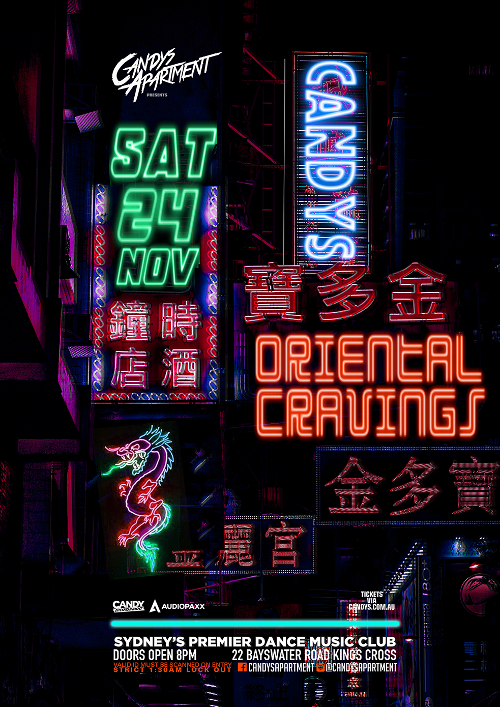 Candys Apartment ft. Oriental Cravings