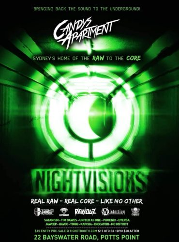 Expired: Nightvisions Club