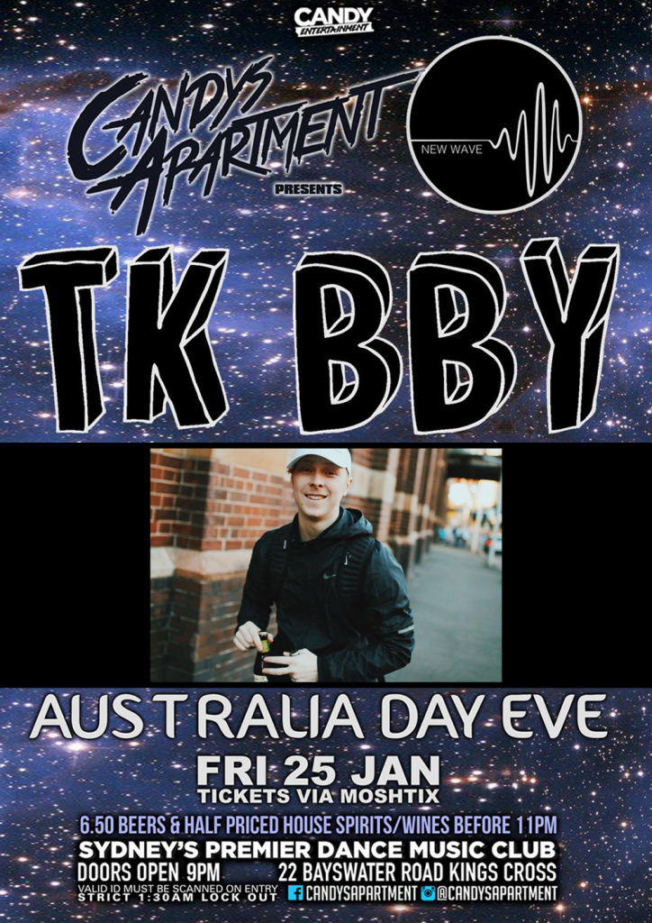 Aus Day Eve Party ft. TK bby