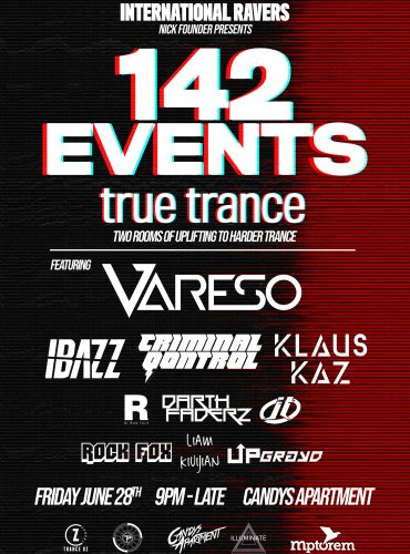 International Ravers by Nick Founder: 142 – True Trance