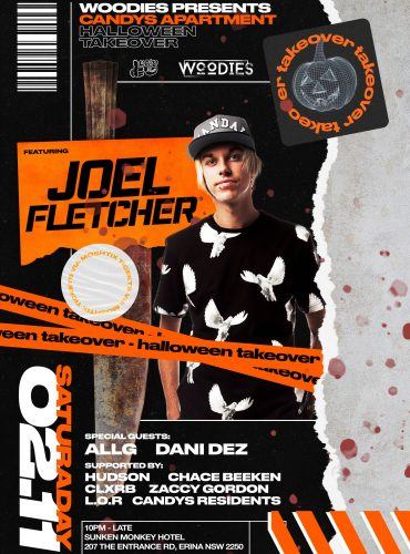 Woodies Presents: Candys Apartment Takeover ft. Joel Fletcher