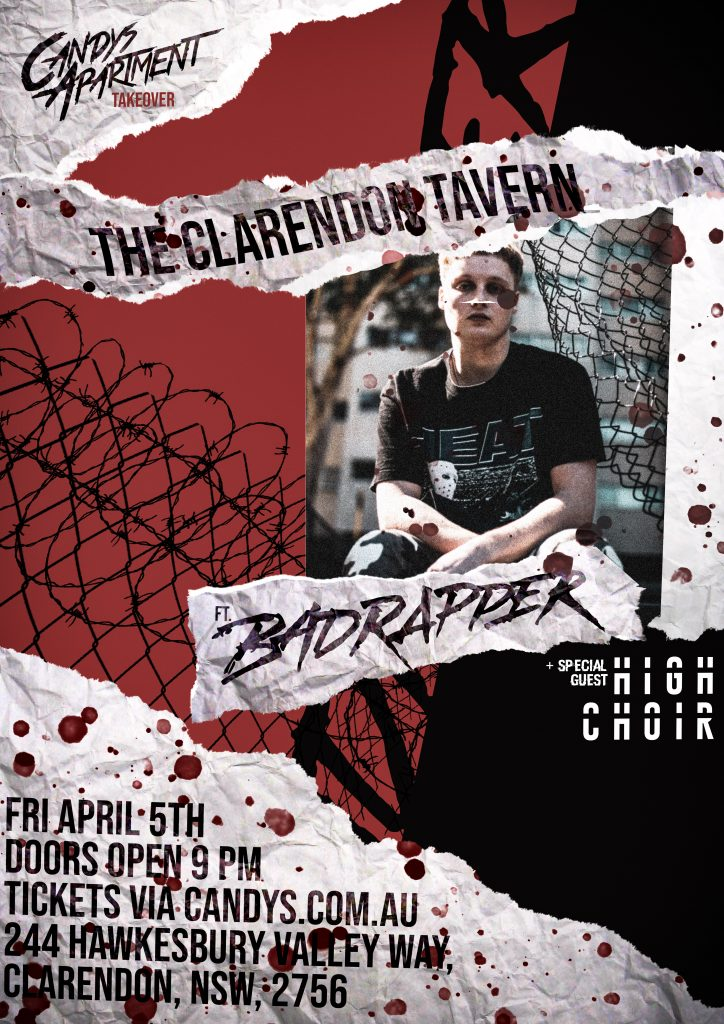 Candys Apartment Takeover The Clarendon Tavern