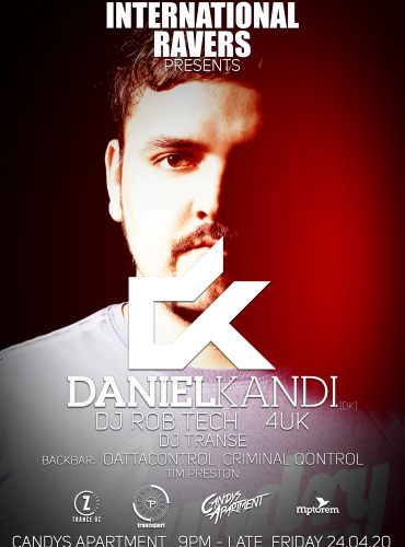 International Ravers Pres. Daniel Kandi [DK]